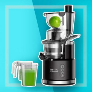 Aeitto Slow Juicer for ginger