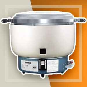 Amko Ak-55rc - Best Commercial Rice Cooker