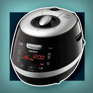 Cuckoo CRP-HY1083F 10 cup Induction Heating Pressure Rice Cooker