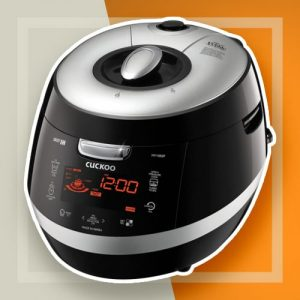 Cuckoo CRP-HY1083F - Best Rice Cooker for Sushi Rice