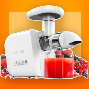 Mooka by KOIOS - Juicer for Celery