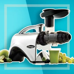 Omega NC900HDC - Best Juicer for Wheatgrass