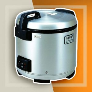 Tiger JNO-A36U-XB 20-Cup - Commercial Rice Cooker Review