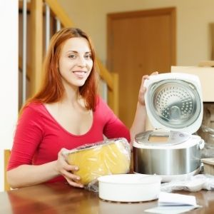 capacity for cookers