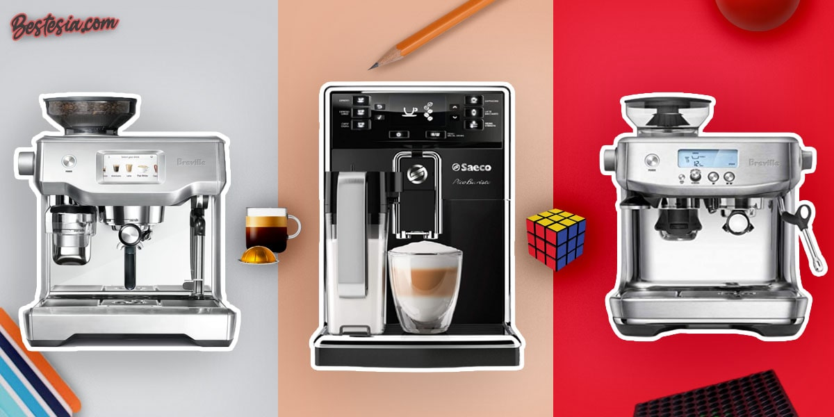 Best Espresso Machine for a Small Business in 2021 – Top Picks