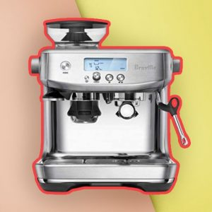 Breville BES878BSS - Espresso Machine for Small Business