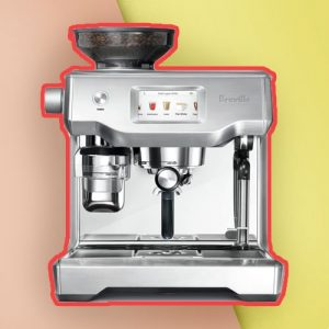Breville Oracle Touch - Best Espresso Machine for Small Business