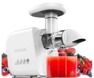 KOIOS Masticating Juicer