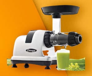Omega MM900HDC - Best Masticating Juicer for Celery