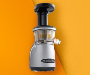 Omega VRT350  - Best Vertical Masticating Juicer for Celery