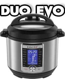 Instant Pot Duo Evo Plus Stainless Steel Cooker