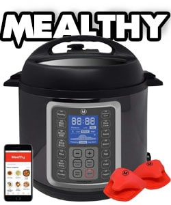 Mealthy MultiPot 9-in-1 Electric Pressure Cooker