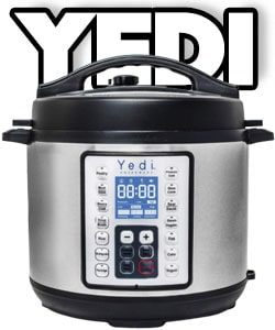 Yedi 9-in-1 Instant Programmable Electric Pressure Cooker